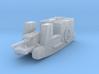 1/285 Gun Carrier Mk.I 3d printed