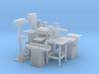 S Scale Power Tools 3d printed