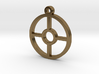 American Indian Elements Charm 3d printed American Indian Elements Charm