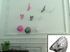 Shark swimming on your Wall :) 3d printed Wired shark