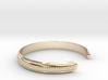 Easy Bracelet Medium Curved 3d printed