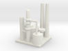 Oil Refinery 3d printed