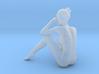 Mini Sexy Woman 002 1/64 3d printed