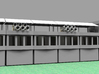 Conditioned air system - scale 1/32 Slot car track 3d printed