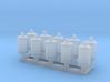 TJ-Z2001x10 - Bouteilles de gaz 13kg 3d printed