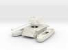 1/72 ARL 44 heavy tank 3d printed