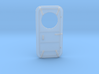 1/72 USN Door Watertight w. frame Right v2 3d printed