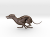 Whippet Running Statue 3d printed