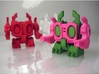 """Another Dimensional bots """"KWAGGA"""" (All parts are i 3d printed"""