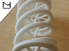 DNA String 3d printed WS&F