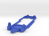 1/32 Scalextric Ferrari P4 Chassis for Slot.it SW  3d printed