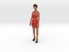 Rihanna 3D Model ready for 3d print 3d printed