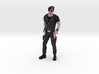 Sylvester Stallone 3D Model ready for 3d print 3d printed
