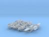 F4F-4 w/Gear x8 (FUD) 3d printed