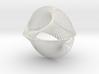 Spatial Cardioid Formlabs 3 3d printed