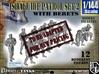 1-144 IDF BERET PATROL SET 2 3d printed