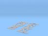 18 Hole Minigolf (N 1:160) 3d printed
