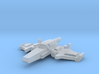 Mavon Superiority Fighter 3d printed