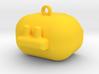 Robo-Keychain Min3DPrint 3d printed