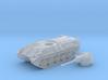 Saurer tank (Austria) 1/144 3d printed