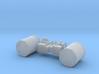 HO 1/87 Titan Rocket container & A/C unit x2 3d printed