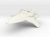 STARFLEET FIGHTER 3d printed