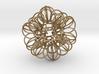 Annular Fractal Sphere 3d printed