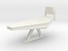 Medbay Bed (Star Trek Next Generation) 3d printed
