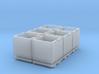 Cubic Centimeter Storage Box 3d printed