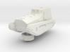 1/87 LK-II ight tank 3d printed