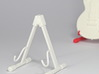 Guitar Stand, Scale 1:6 3d printed