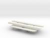1/16 Brummbar periscope hatch and vents 3d printed