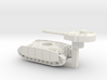 Pz IV ausf.J with Rotatable turret 3d printed