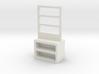 Furniture, Shelf, Storage Rack (Space: 1999), 1/30 3d printed