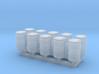 TJ-H02017x10 - Futs 113l a bondes 3d printed