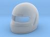 1/12 Helmet 3d printed