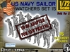 1-72 US Navy Watchers Set15 3d printed