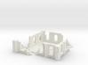 Modular Building 3d printed