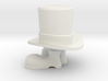 Well Hatted Gentleman 3d printed