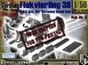 1-56 Flakvierling 38 3d printed