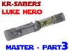 KR Luke Hero -  Master Chassis Part3 - CC Insert 3d printed