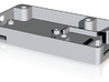 NeoPixel LED Truck Riser for Skateboard Longboard  3d printed