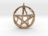 Rugged Pentacle 1 by Gabrielle 3d printed