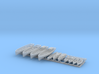 1/500 Royal Navy WW2 Boat Set 2 3d printed 1/500 Royal Navy WW2  Boat Set 2