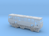 HAINJE CSA1 Stadsbus schaal 1:160 (N) 3d printed Render in Frosted Ultra Detail (FUD)