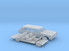 1/160  1967 Chrysler Town And Country Kit 3d printed