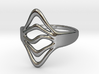 Cocktail Ring 3d printed