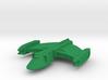 Romulan Scout 1/1000 3d printed