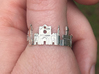 Florence Skyline - Cityscape Ring 3d printed