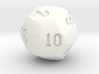 Volleyball D12 3d printed